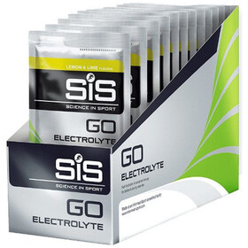 SiS GO Electrolyte Drink Box Lemon/Lime 18 x 40g